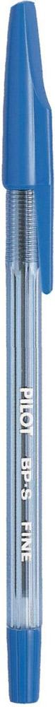 Pilot Ручка шариковая BP-S цвет чернил синийBP-SF-LШариковая ручка со сменным стержнем, выполненная в классическом дизайне. Чернила на масляной основе. Корпус ручки тонирован в цвет чернил.Ручка гарантирует надежное и легкое письмо.