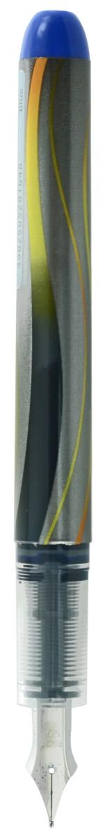 Pilot Ручка перьевая Vpen M одноразовая цвет чернил синийSVP-4M-LРучка перьевая Pilot Vpen M - одноразовая ручка. Стальное полированное перо. Мягкое и плавное письмо. Контроль уровня чернил.