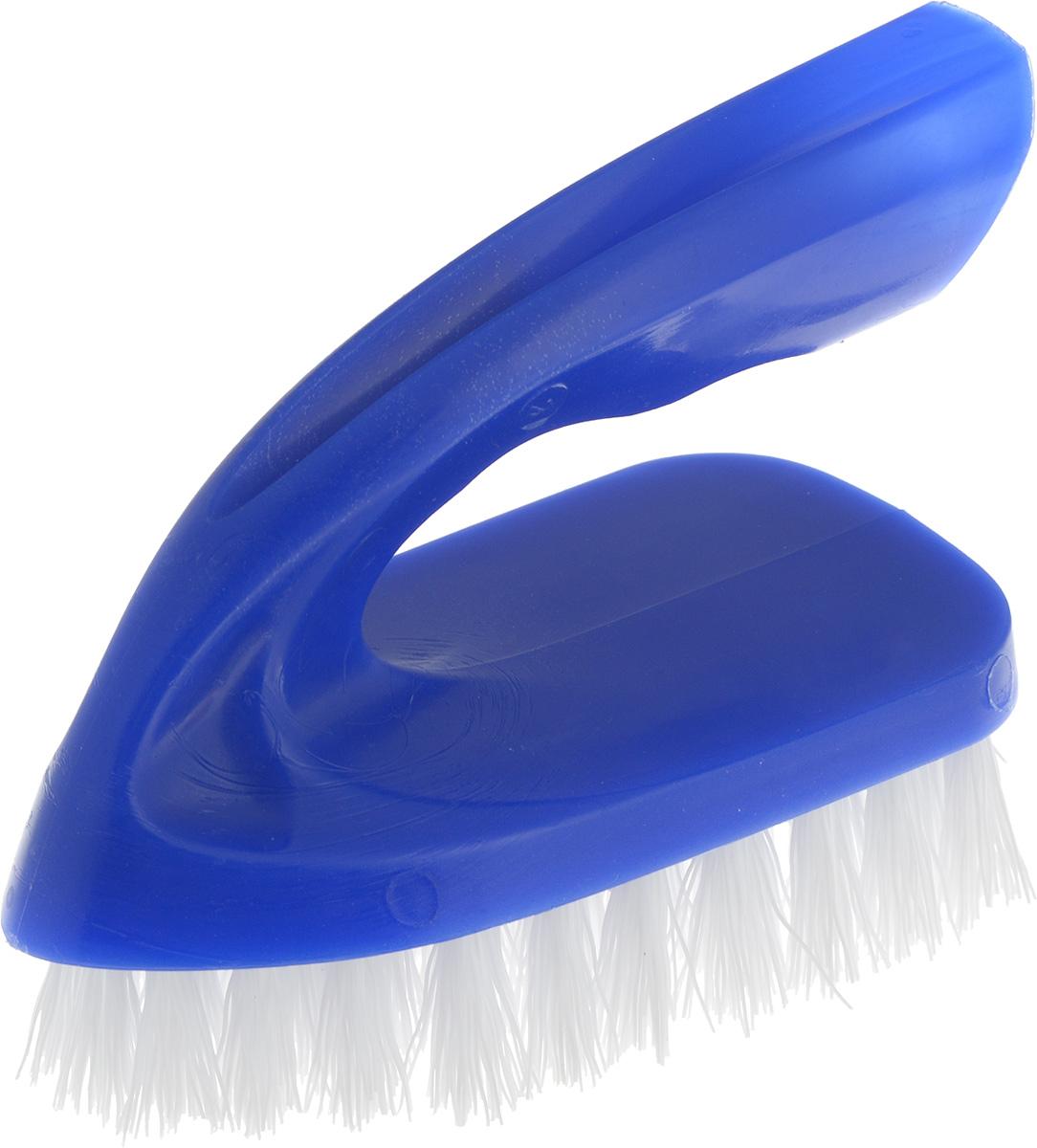 Щетка для одежды Svip Утюжок Миди. Классика, цвет: синий, белый, 10 х 6 х 8,5 смSV3112СНЩетка Svip Утюжок Миди. Классика, изготовлена из высокопрочного пластика ипредназначена для удаления ворсинок, волос, пыли и шерсти животных, с различныхповерхностей. Может использоваться для мягкой мебели и салона автомобиля.Ручка, расположенная сверху, сделана как у утюжка, которая обеспечивает удобство при работе сней.Щетина средней жесткости не повреждает поверхность. Благодаря качественной щетине, щетка прослужит долгое время.Щетка Svip Утюжок Миди. Классика, станет незаменимым аксессуаром в вашем доме или автомобиле.Длина щетины: 2,5 см, Размер щетки: 10 х 6 х 8,5 см.
