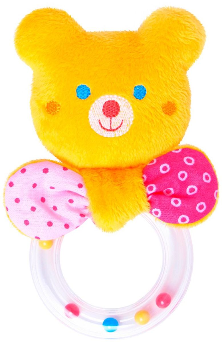 Мякиши Погремушка ШуМякиши Мистер Тед с колечком игрушка погремушка мякиши медвежонок колечко