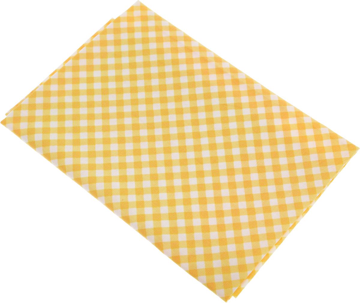 Ткань Артмикс Клетка №38, цвет: белый, желтый, 48 х 50 см. AM605038AM605038_желтыйАртмикс Клетка №38 - это высококачественная ткань, изготовленная из 100% хлопка, которая отлично подходит для пошива покрывал, сумок, панно, одежды, кукол. Также подходит для рукоделия в стиле скрапбукинг и пэчворк.Плотность ткани:120 г/м2. Размер: 48 х 50 см.