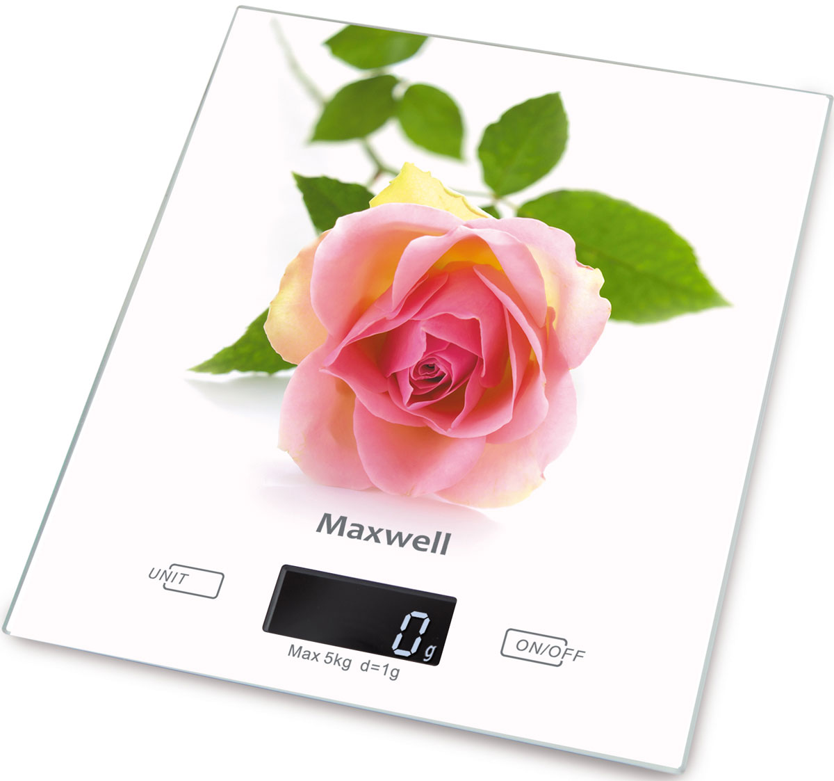 Maxwell MW-1476(W) весы кухонные