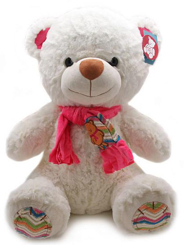 Magic Bear Toys Мягкая игрушка Медведь в шарфе 48 см мягкая игрушка magic bear toys тигр 60 см