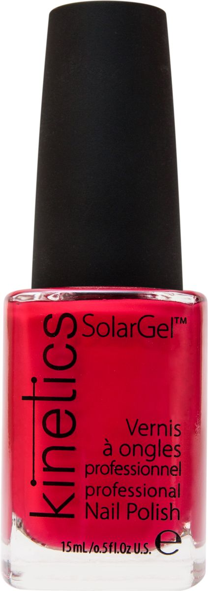 Kinetics Профессиональный лак SolarGel Polish, 15 мл, тон 207KNP207Новое поколение профессиональных гелевых лаков для ногтей, которые наносятся как обычный лак, а выглядят как гель. Ультра модные и классические цвета, поражают своей стойкостью и разнообразием оттенков. Стойкость до 10 дней, не требует специальной сушки в UV/LED лампе. Рекомендуется использовать с верхним покрытием SolarGel Top Coat