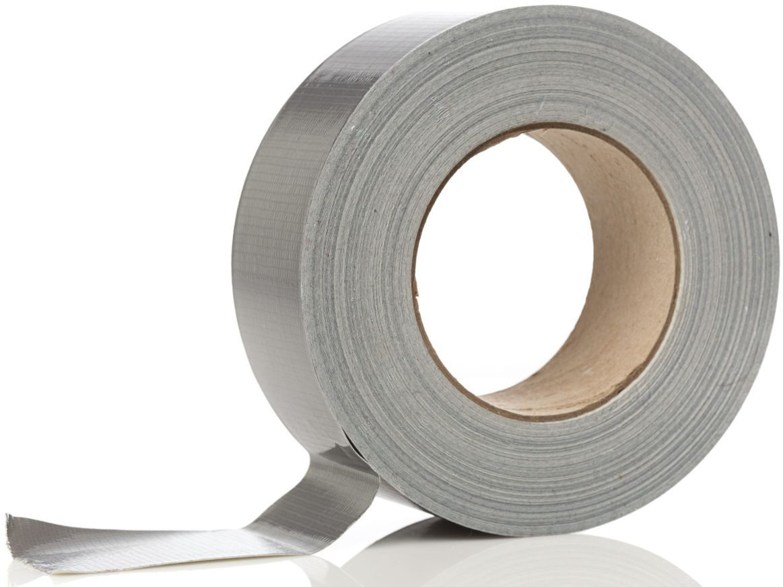 Клейкая лента MasterProf, армированная (сантехническая), цвет: серый, 48 мм х 25 мHS.070028Клейкая лента MasterProf отличается очень высокой прочностью и клейкостью, позволяющей использовать её при гидротехнических и сантехнических работах при герметизации швов, щелей и стыков труб, вентиляционных воздуховодов. Также прекрасно подходит для запечатывания тяжелых отгрузочных коробок, ремонта поверхностей, например сидений в автомобилях, резиновых шлангов, строительных ограждений, укрывных пленок.Ширина: 48 ммДлина: 25 м.