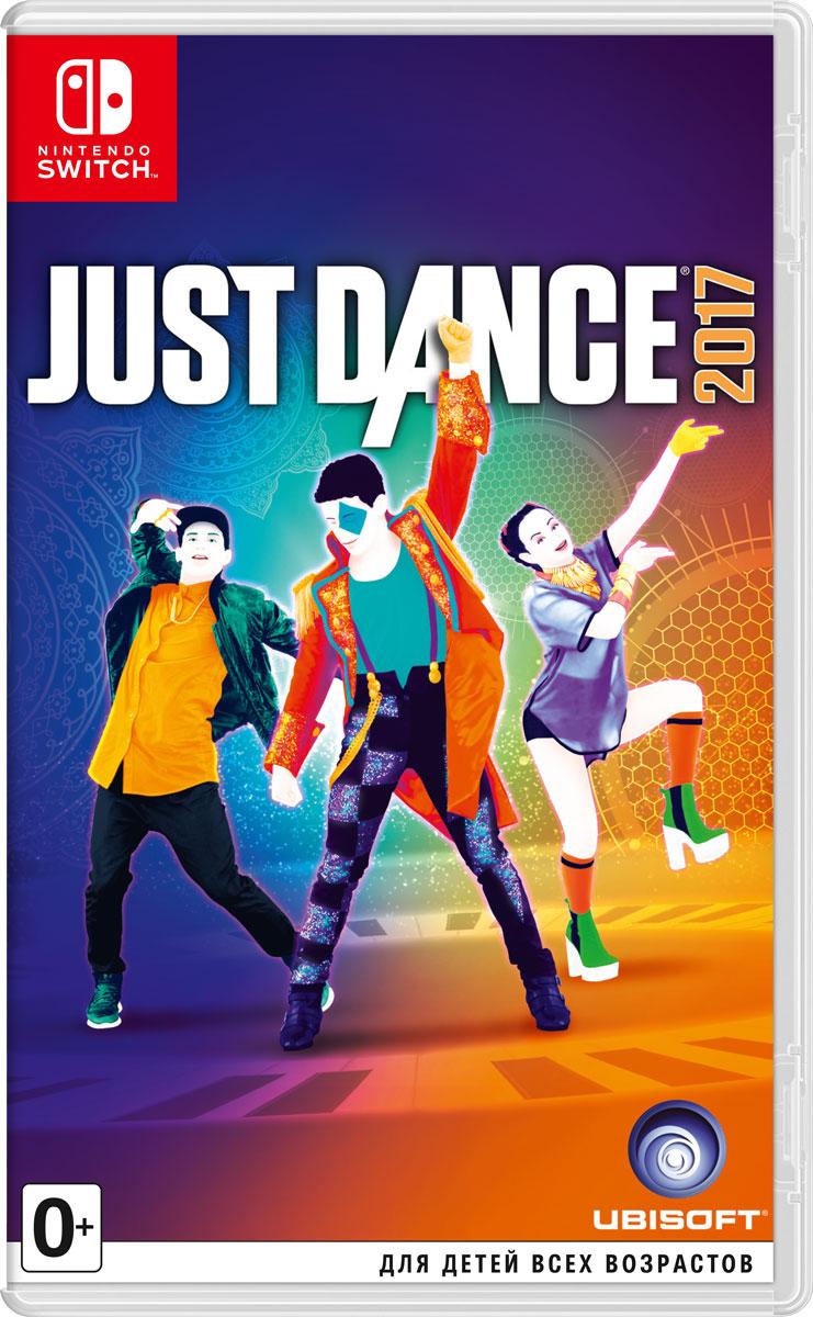 Just Dance 2017 (Nintendo Switch) just dance для xbox 360