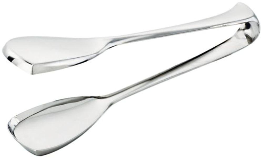 Щипцы Sambonet. 52550-6252550-62Щипцы Sambonet выполнены из стали высочайшего качества с покрытием из серебра. Они невероятно гладкие и блестящие. Изделие имеет идеальную обтекаемую форму, с минимальным количеством декора и дополнений, что делает его практичным и удобным в использовании.