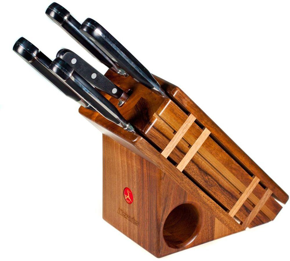 Набор ножей Sambonet Александр, 5 предметов8C/A5NONNИтальянская компания «Sambonet» с 1856 года занимается производством посуды, столовых приборов и сервировки стола для европейских королевских представительств.Бренд «Sambonet» успешно продвигает свою продукцию на международном рынке, произведенным в традиционном классическом стиле, в духе современности, а также с «нотками» востока.Продукция бренда производится только из н стали высочайшего качества с последующим покрытием серебром по оригинальной запатентованной технологии компании, что делает продукцию невероятно гладкой и блестящей. Изделия марки «Sambonet» имеют идеальную обтекаемую форму, с минимальным количеством декора и дополнений, что делает ее практичной и удобной в использовании. Вилки, ложки, ножи, ведерки для льда, посуда для холодных и горячих напитков, вазы, чайники, соусники, предметы сервировки стола известного бренда «Sambonet , завоевавшие свою популярность в мире посуды, представлены в каталоге нашего интернет-магазина «ViPosuda». Зайдите к нам на страничку, полюбуйтесь блеском коллекции и приобретите для своего обихода великолепную продукцию мирового бренда.