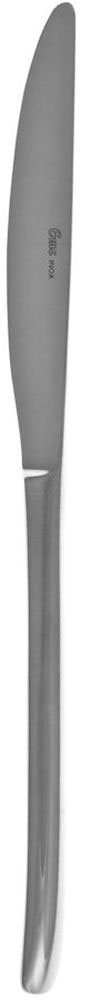 Нож десертный Sambonet VeniceРП-VC/10X50Итальянская компания «Sambonet» с 1856 года занимается производством посуды, столовых приборов и сервировки стола для европейских королевских представительств.Бренд «Sambonet» успешно продвигает свою продукцию на международном рынке, произведенным в традиционном классическом стиле, в духе современности, а также с «нотками» востока.Продукция бренда производится только из н стали высочайшего качества с последующим покрытием серебром по оригинальной запатентованной технологии компании, что делает продукцию невероятно гладкой и блестящей. Изделия марки «Sambonet» имеют идеальную обтекаемую форму, с минимальным количеством декора и дополнений, что делает ее практичной и удобной в использовании. Вилки, ложки, ножи, ведерки для льда, посуда для холодных и горячих напитков, вазы, чайники, соусники, предметы сервировки стола известного бренда «Sambonet , завоевавшие свою популярность в мире посуды, представлены в каталоге нашего интернет-магазина «ViPosuda». Зайдите к нам на страничку, полюбуйтесь блеском коллекции и приобретите для своего обихода великолепную продукцию мирового бренда.