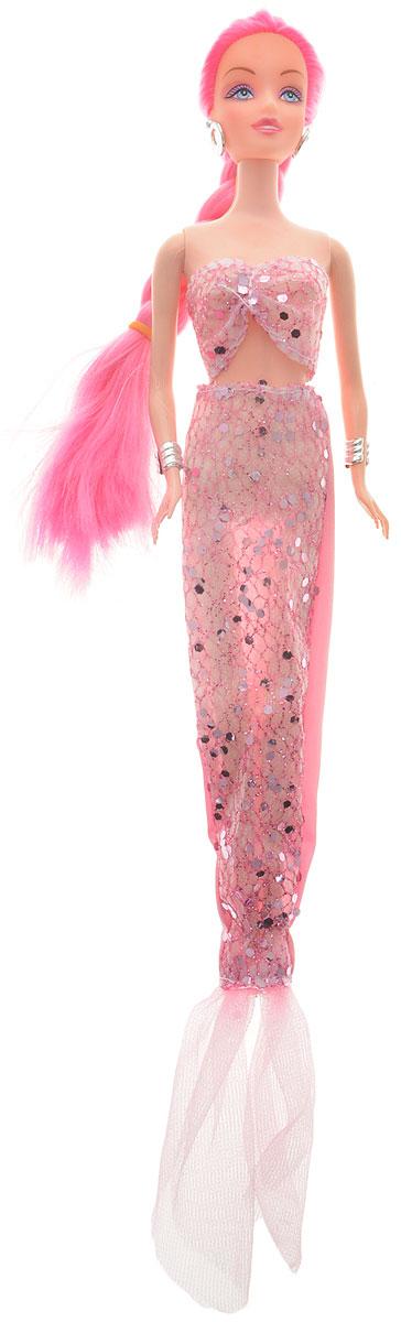 Veld-Co Кукла Русалка цвет одежды розовый veld co игровой набор с мини куклой my lovely fairy цвет розовый