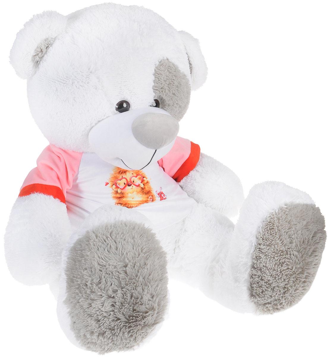 СмолТойс Мягкая игрушка Медвежонок Тишка 75 см мягкая игрушка смолтойс медвежонок тедди коричневый 30 см