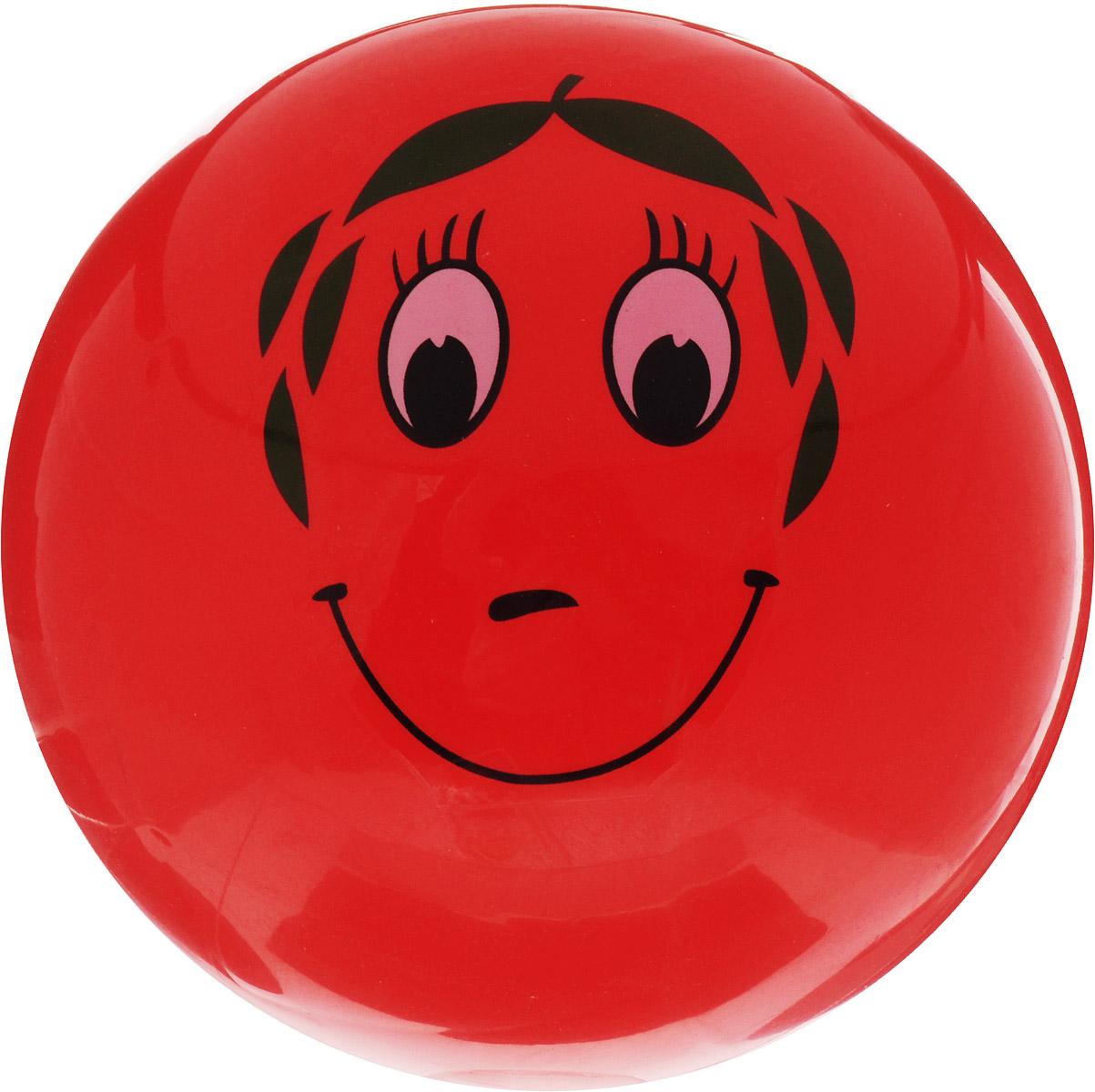 Junfa Toys Мяч детский цвет красный