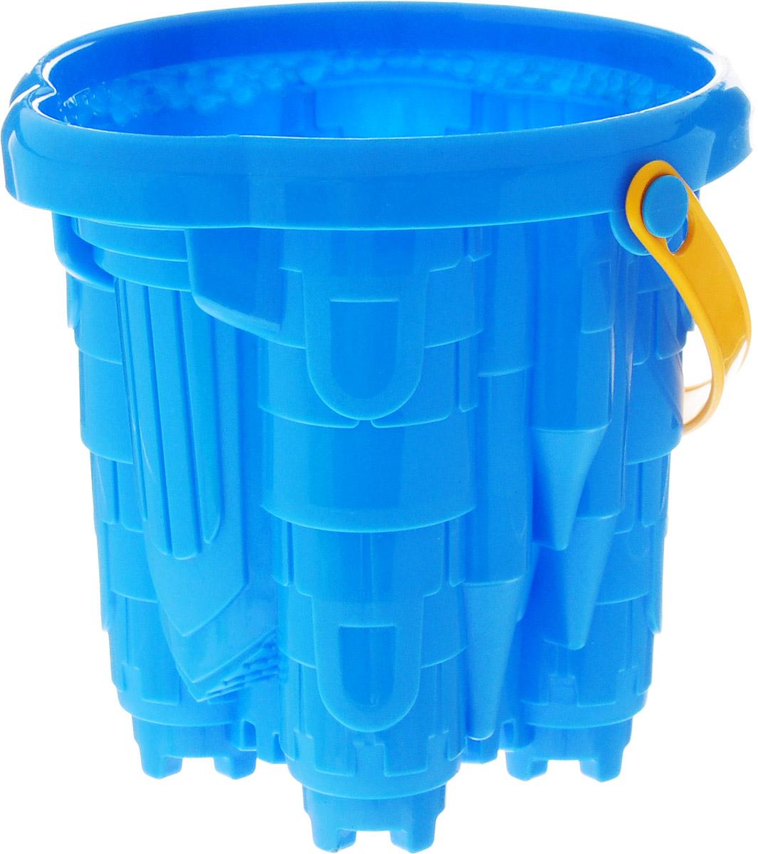 Нордпласт Ведро Замок цвет синий нордпласт ведро форма замок нордпласт