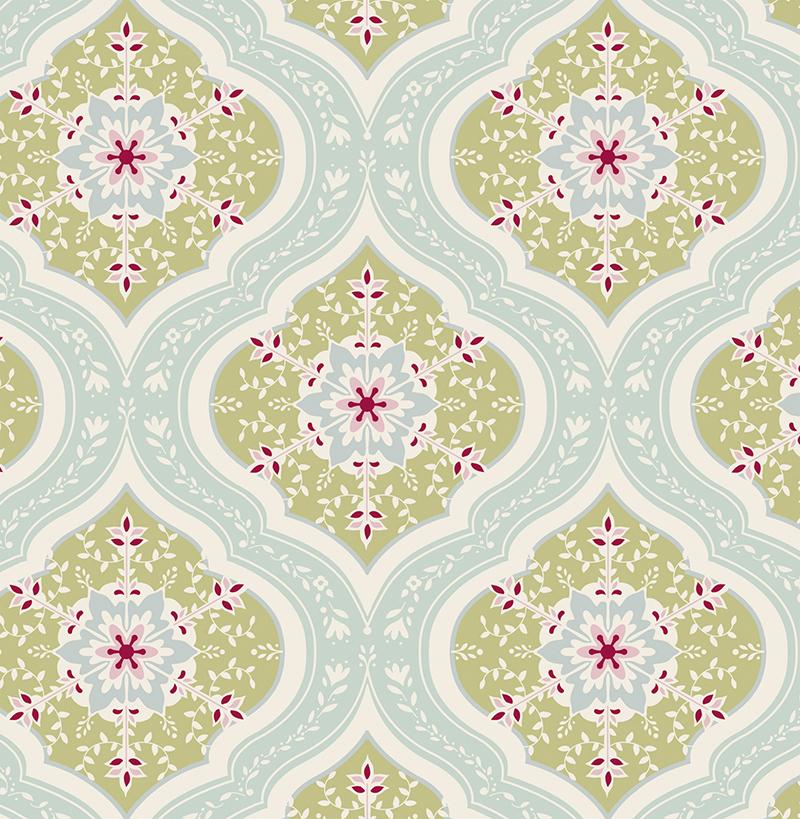 Ткань Tilda, цвет: голубой, зеленый, 50 х 55 см. 210480817210480817Ткань Tilda, выполненная из натурального хлопка, используется для творческих работ. Хлопковые ткани не выцветают, не линяют, не деформируются при стирке и в процессе носки готовых изделий, сшитых из этих тканей.Ткань Tilda можно без опасений использовать в производстве одежды для самых маленьких детей, в производстве игрушек. Также ткань подойдет для декора и оформления творческих работ в различных техниках. Ширина: 110 см. Длина: 1 м.