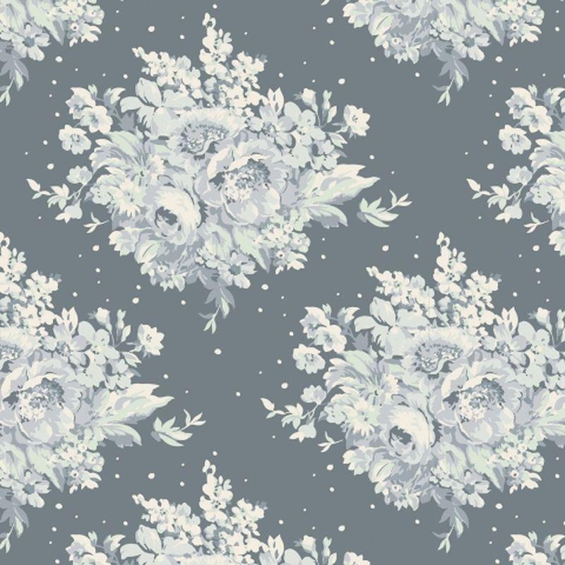 Ткань Tilda Summer Floral, цвет: серый, белый, 50 х 55 см. 210480891210480891Ткань Tilda Summer Floral, выполненная из натурального хлопка, используется для творческих работ. Хлопковые ткани не выцветают, не линяют, не деформируются при стирке и в процессе носки готовых изделий, сшитых из этих тканей.Ткань Tilda Summer Floral можно без опасений использовать в производстве одежды для самых маленьких детей, в производстве игрушек. Также ткань подойдет для декора и оформления творческих работ в различных техниках. Ширина: 55 см. Длина: 50 см.