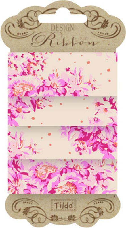 Лента Tilda, цвет: сиреневый, 45 х 3 см. 210480935210480935Ленточки Tilda идеально подойдут для декора ваших творческих работ.