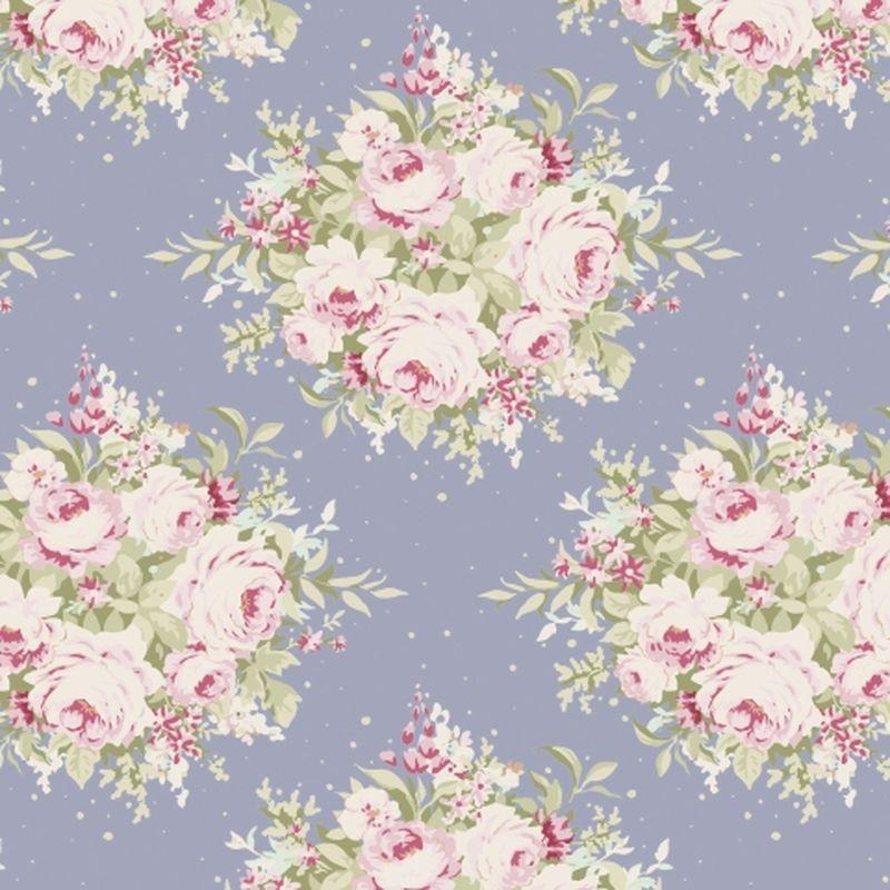 Ткань Tilda Floribunda, цвет: голубой, розовый, 50 х 55 см. 210481026210481026Ткань Tilda Floribunda, выполненная из натурального хлопка, используется для творческих работ. Хлопковые ткани не выцветают, не линяют, не деформируются при стирке и в процессе носки готовых изделий, сшитых из этих тканей.Ткань Tilda Floribunda можно без опасений использовать в производстве одежды для самых маленьких детей, в производстве игрушек. Также ткань подойдет для декора и оформления творческих работ в различных техниках. Ширина: 55 см. Длина: 50 см.