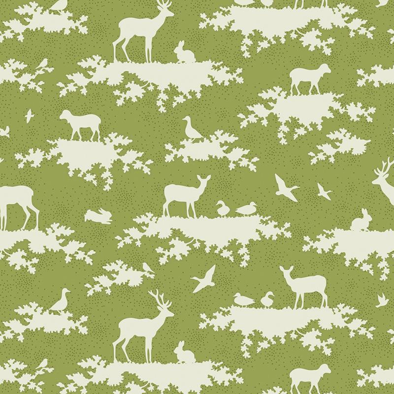 Ткань Tilda, цвет: зеленый, белый, 50 х 55 см. 210481069210481069Ткань Tilda, выполненная из натурального хлопка, используется для творческих работ. Хлопковые ткани не выцветают, не линяют, не деформируются при стирке и в процессе носки готовых изделий, сшитых из этих тканей.Ткань Tilda можно без опасений использовать в производстве одежды для самых маленьких детей, в производстве игрушек. Также ткань подойдет для декора и оформления творческих работ в различных техниках. Ширина: 50 см. Длина: 55 см.
