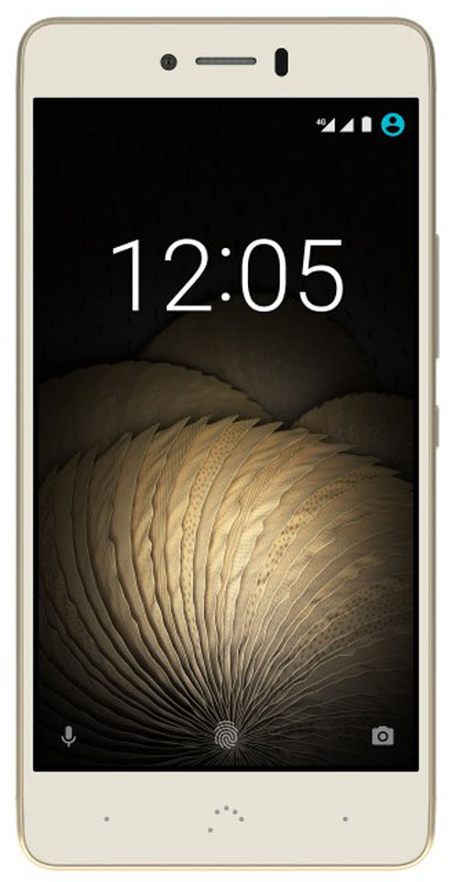 BQ Aquaris U Plus 16GB, White Gold - Смартфоны