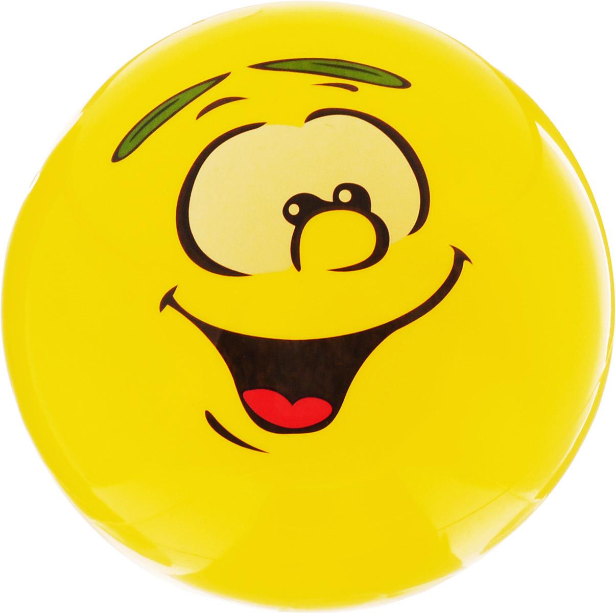 Junfa Toys Мяч детский цвет желтый