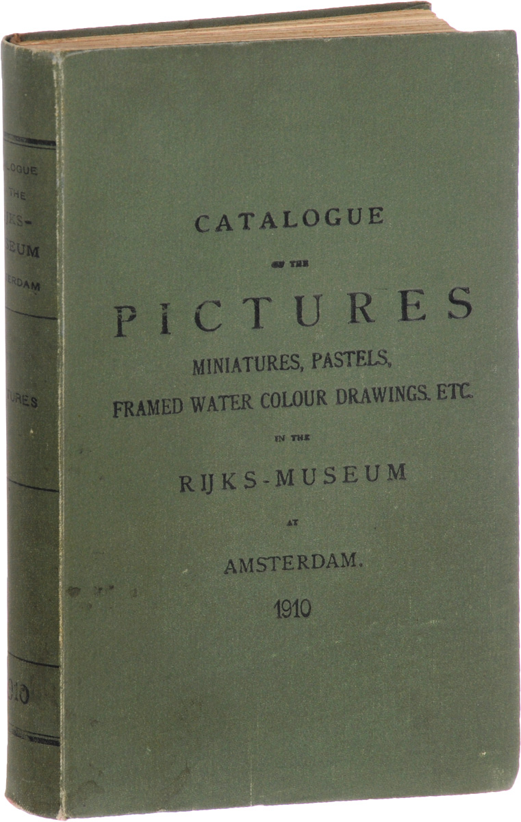 Catalogue of pictures, miniatures, pastels, framed drawings, etc. in the Rijks-museum at Amsterdam игрушечное оружие playmates toys маска черепашки ниндзя рафаэль