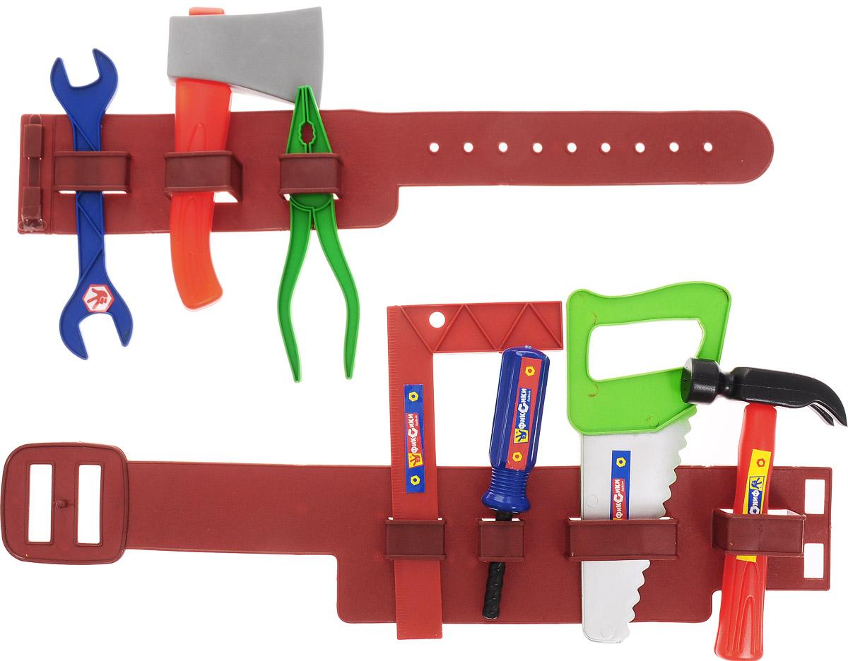 Играем вместе Набор игрушечных инструментов Фиксики 8 предметов играем вместе набор игрушечных инструментов фиксики 8 предметов