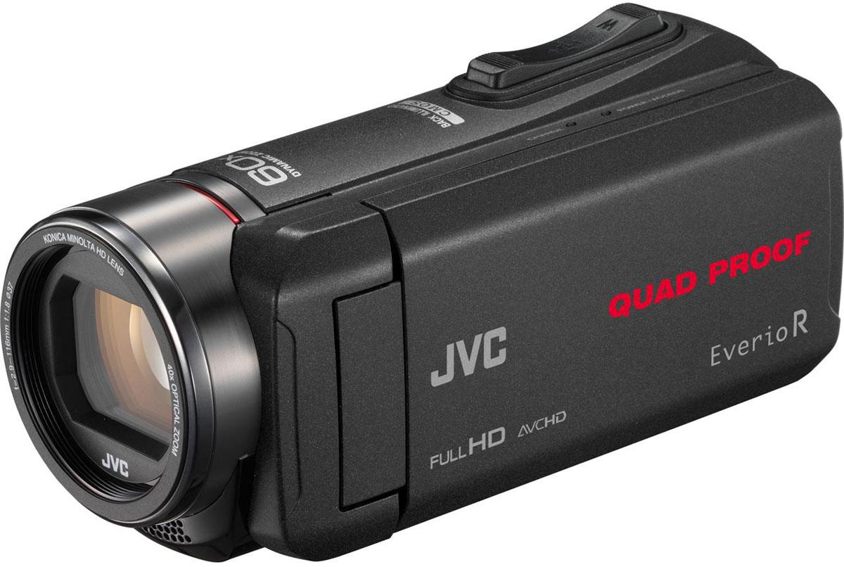 JVC GZ-R430BEU, Blackцифровая видеокамера JVC