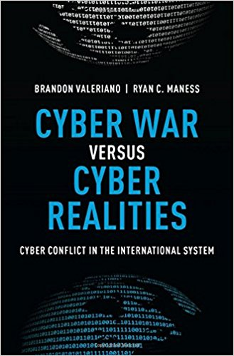 Cyber War Versus Cyber Realities: Cyber Conflict in the International System considering environmental war crime