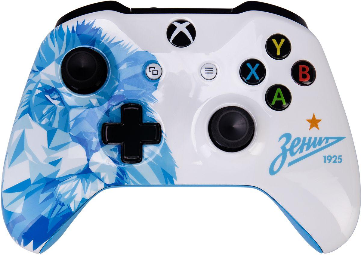 Xbox One Зенит Лев беспроводной геймпад, Microsoft