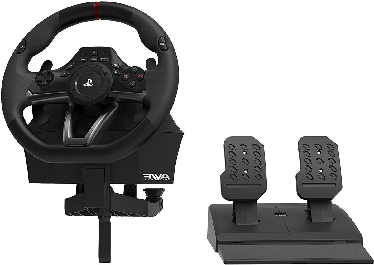 Hori Racing Wheel APEX (PS4-052E) руль для PlayStation 4
