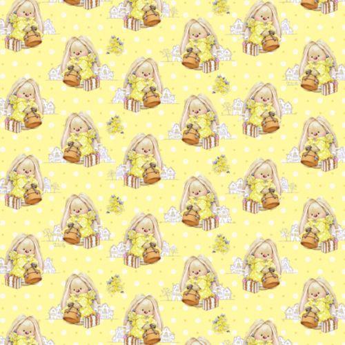 Упаковочная бумага ЗайкаМи Hobby&You Чемоданное настроение, 674 х 974 ммHY00804