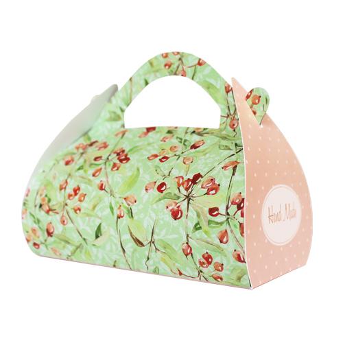 Коробка подарочная Hobby&You Barberry, цвет: розовый, мятный, 2 штHY00920Коробка Hobby&You Barberry,выполненная из картона, станет одним из самыхоригинальных вариантов упаковки для подарка. Любой, даже самый нестандартныйподарок, упакованный в такую коробку, создастмомент легкой интриги, а плотный картон сохранитсодержимое в первоначальном виде.Яркий дизайн самой коробки будет долгонапоминать владельцу о трогательных моментах полученияподарка.Размер: 10,5 х 5,5 х 5,5 см.