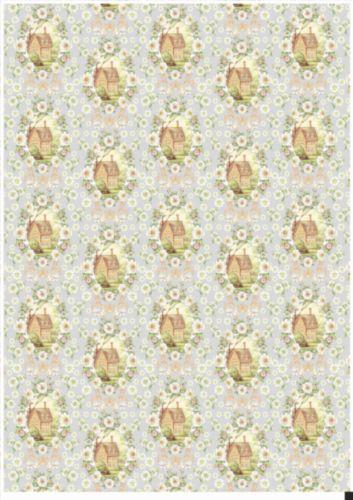 Карта декупажная Hobby&You Усадьба (фон), 21 х 30 смHY501279Декупажная карта Hobby&You прекрасно подходит для декорирования предметов из керамики, пластика, дерева, стекла, фанеры, металла, текстиля и других материалов.Она выполнена из гладкой бумаги.Размер 21 х 30 см.