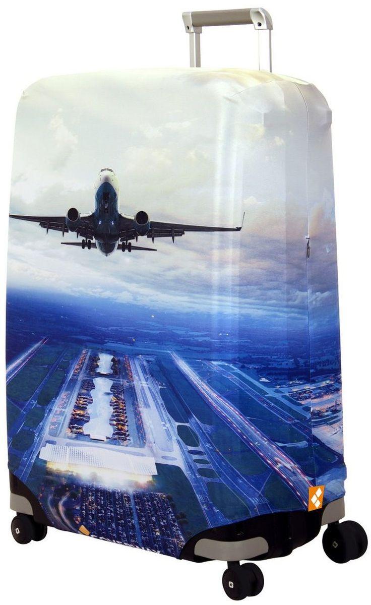 Чехол для чемодана Routemark  Plane , размер L/XL (75-85 см) - Чемоданы и аксессуары