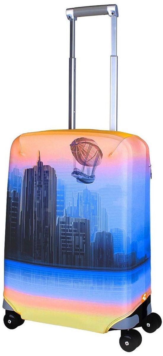 Чехол для чемодана Routemark Zeppeline, размер S (50-55 см)Zep-SЧехол Routemark подходит для чемоданов маленьких размеров высотой от 50 до 55 см (19-21 дюйма) (мерить от пола). Изготовлен из спандекса (240 г/2м) и имеет упрочнённые швы.Чехлы Routemark отличаются плотным материалом и наличием 2 специальных потайных молний для боковых ручек с двух сторон. Внизу чехла - молния трактор, дополнительная резинка с фастексом для лучшей усадки. В комплекте предусмотрен отдельный аксессуар - мешочек, который можно использовать для разных других полезных мелочей (например, для хранения салфеток, денег, солнцезащитных очков, телефона, карты от номера и т.д.). У чехла стойкая сублимационная печать.Чехол можно стирать в стиральной машине.