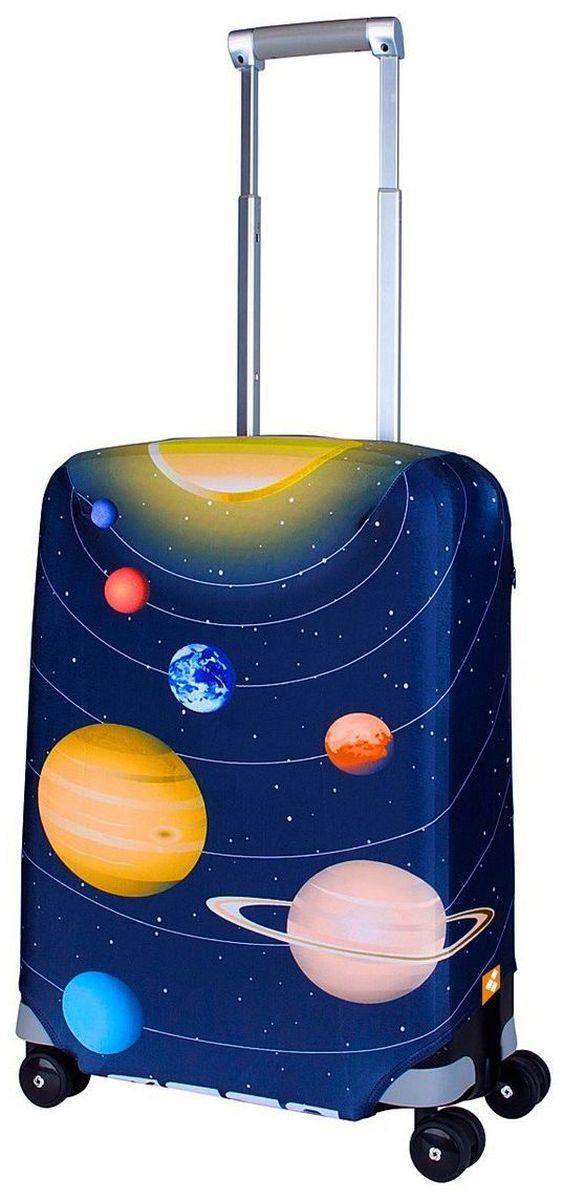 Чехол для чемодана Routemark Solar. Размер S (высота чемодана 50-55 см)Sol-SЧехол для чемодана Routemark Solar маленьких размеров, высотой от 50 до 55 см (19-21 inch) (мерить от пола). Плотность ткани - 240 г/кв.м, упрочнённые швы, 2 потайные молнии для боковых ручек с двух сторон. Внизу чехла - молния-трактор, дополнительная резинка с фастексом для лучшей усадки. Стойкая сублимационная печать.