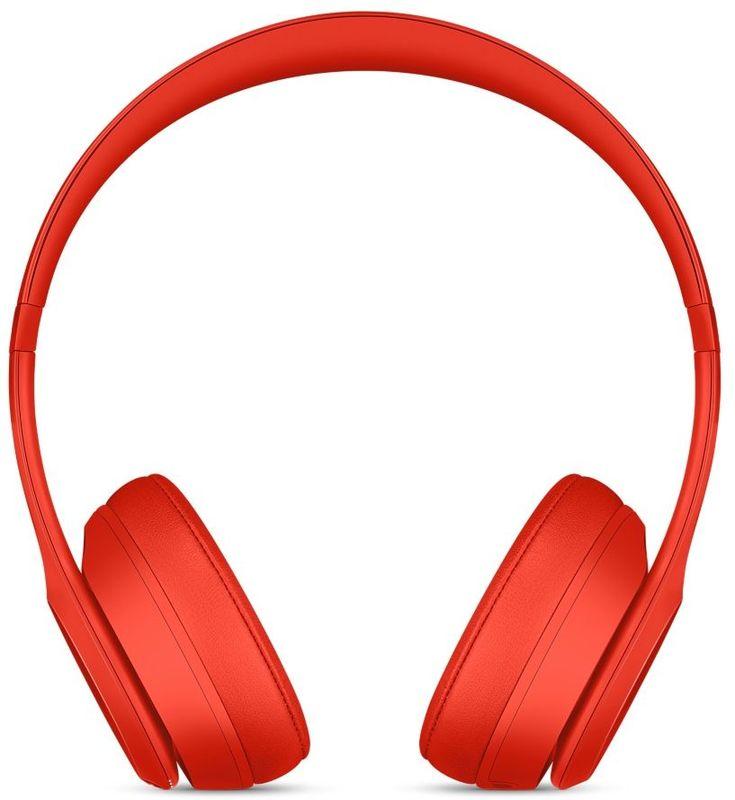 Beats Solo3 Wireless, Red беспроводные наушникиMP162ZE/A