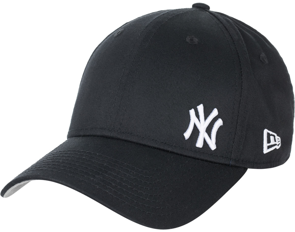 Бейсболка New Era Flawless New York Yankees, цвет: черный. 11277771-BLK. Размер универсальный black smoke gauntlet fairing front cowl fork headlight custom mask for harley sportster dyna xl1200l xl883c undefined