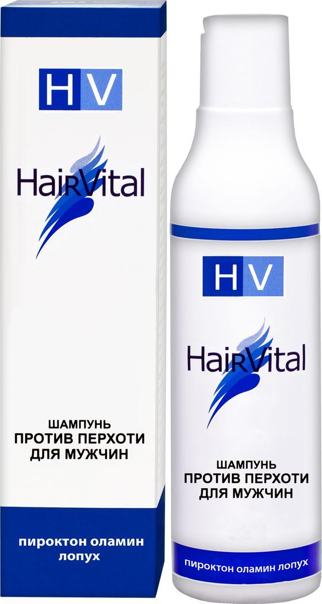 Hair Vital Шампунь для мужчин против перхоти, 200 мл72252• Губительно действует на грибок, вызывающий перхоть• Уменьшает шелушение и зуд кожи головы• Снижает повышенную жировую секрецию• Укрепляет корни волос, тонизирует кожу головы• Придает волосам блеск, силу эластичностьАктивные компоненты: пироктон оламин, салициловая кислота, экстракты лопуха и коры белой ивы