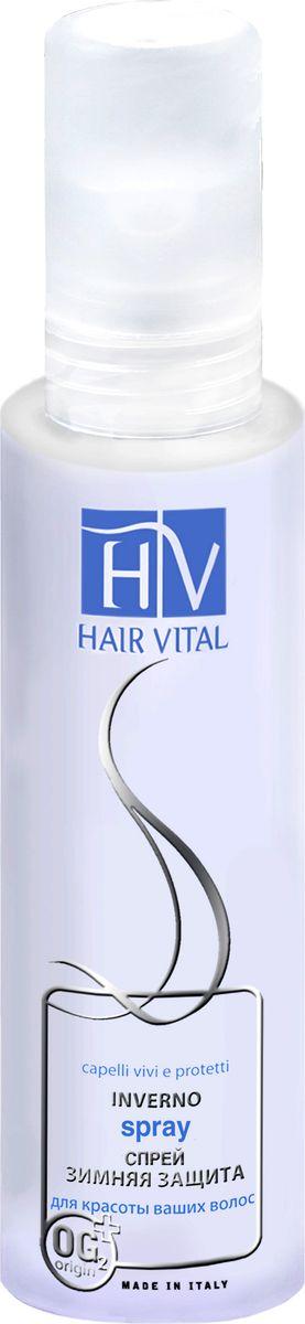 Hair Vital Спрей Зимняя Защита, 100 мл hair vital крем маска аргановый нектар 150 мл