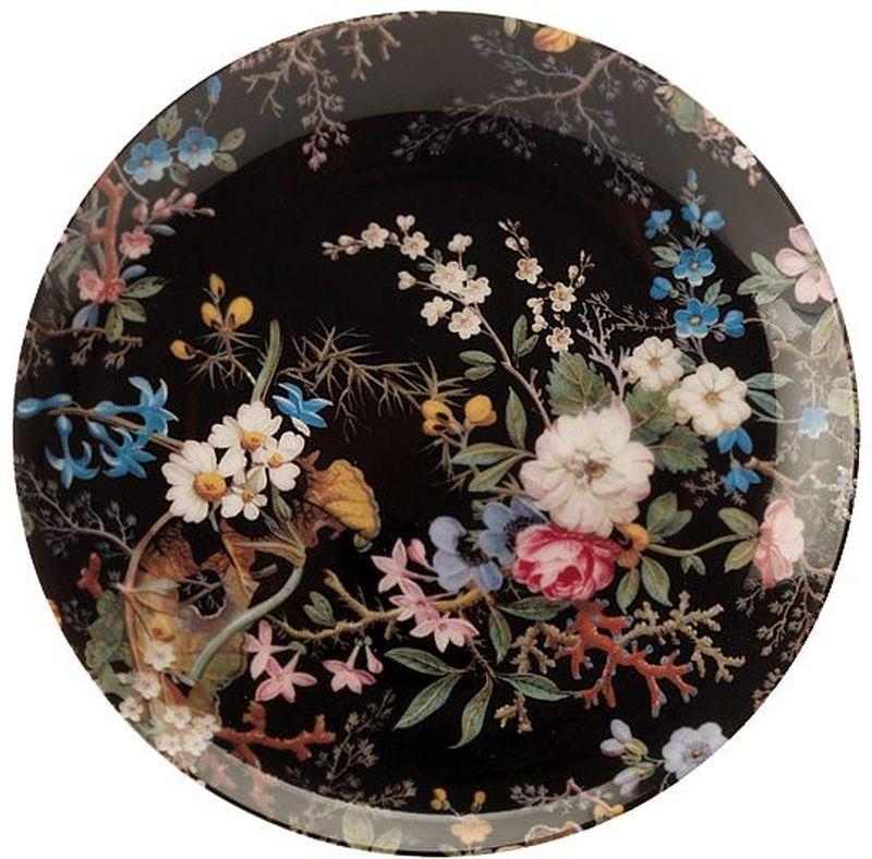 Тарелка Maxwell & Williams Полночные цветы, диаметр 20 см53995Тарелка Maxwell & Williams Полночные цветы выполнена из высококачественного фарфора и имеет классическую круглую форму. Она прекрасно впишется в интерьер вашей кухни и станет достойным дополнением к кухонному инвентарю. Она подчеркнет прекрасный вкус хозяйки и станет отличным подарком.