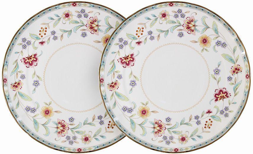 Набор обеденных тарелок Colombo Грейс, диаметр 27 см, 2 шт