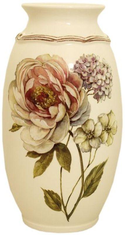 Ваза для цветов LCS Сады Флоренции, 30 см