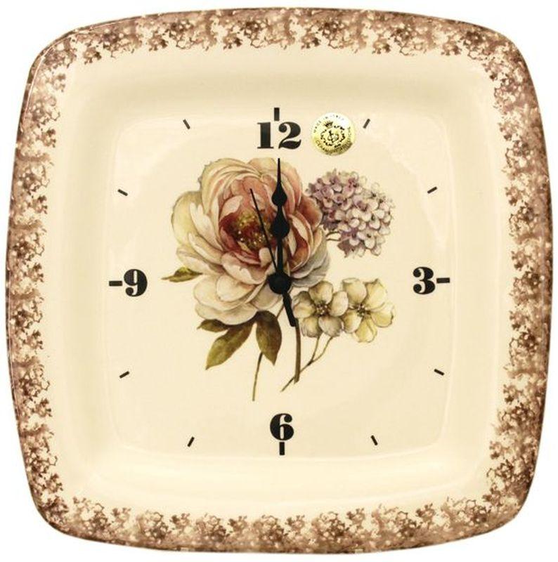 Настенные часы LCS Сады Флоренции34716Настенные часы Сады ФлоренцииLCS - молодая, динамично развивающаяся итальянская компания из Флоренции, производящая разнообразную керамическую посуду и изделия для украшения интерьера.В своих дизайнах LCS использует как классические, так и современные тенденции.Высокий стандарт изделий обеспечивается за счет соединения высоко технологичного производства и использования ручной работы профессиональных дизайнеров и художников, работающих на фабрике.