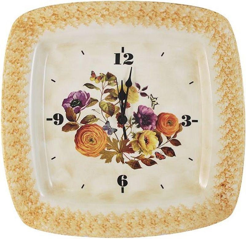 Настенные часы LCS Элеганс, 31,5 х 31,5 см54152Настенные часы 31,5х31,5см ЭлегансLCS - молодая, динамично развивающаяся итальянская компания из Флоренции, производящая разнообразную керамическую посуду и изделия для украшения интерьера. В своих дизайнах LCS использует как классические, так и современные тенденции. Высокий стандарт изделий обеспечивается за счет соединения высоко технологичного производства и использования ручной работы профессиональных дизайнеров и художников, работающих на фабрике.