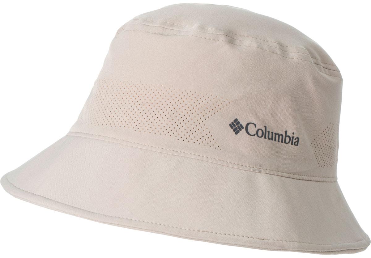 Панама Columbia Silver Ridge Bucket II, цвет: бежевый. 1508031-160. Размер S/M (56/57) columbia джемпер женский columbia fast trek ii