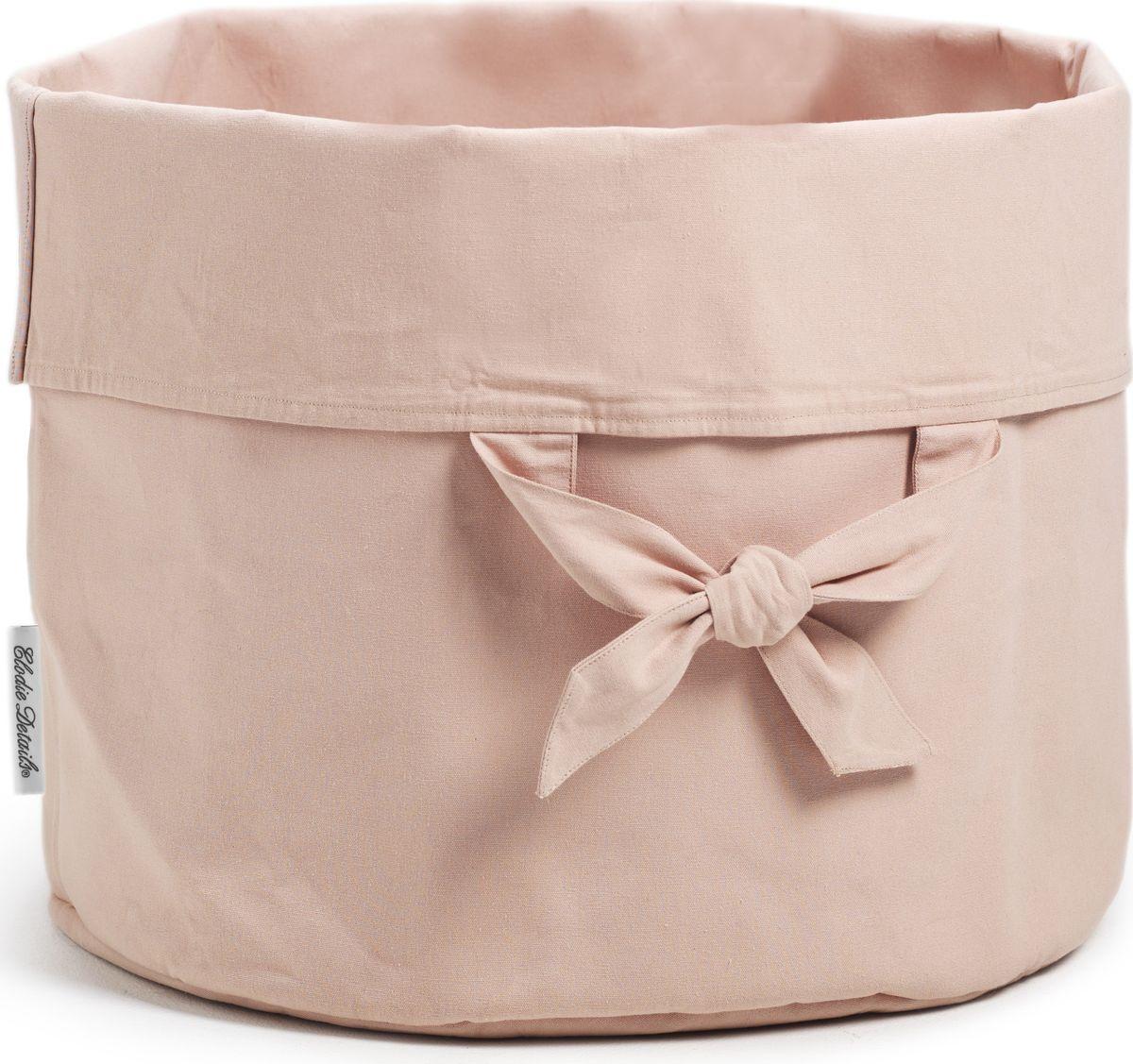 Elodie Details Корзина для детских принадлежностей Powder Pink -  Товары для хранения