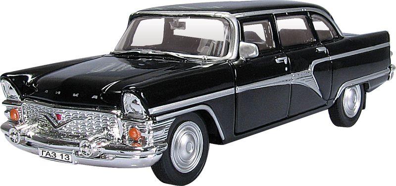 Autotime Модель автомобиля ГАЗ-13 Чайка Гражданская версия машинки autotime машина lada 2104 такси