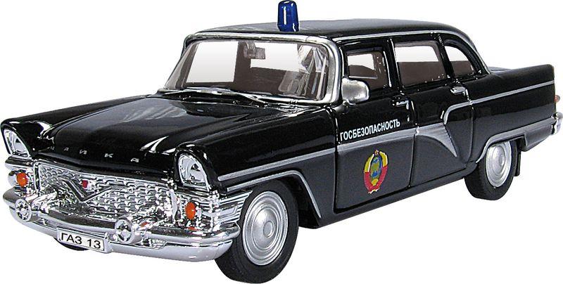Autotime Модель автомобиля Чайка КГБ машинки autotime машина lada 111 пожарная охрана