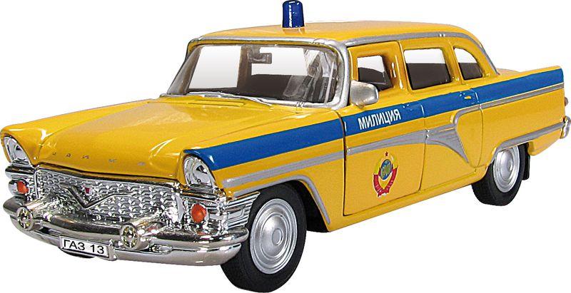 Autotime Модель автомобиля Чайка Советская милиция машинки autotime машина uaz 31514 ваи